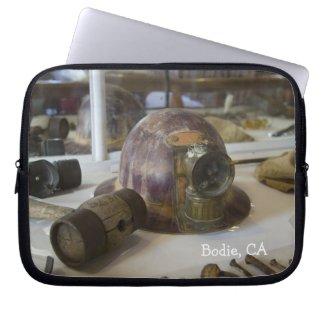 Bodie Miner's Helmet Laptop Bag
