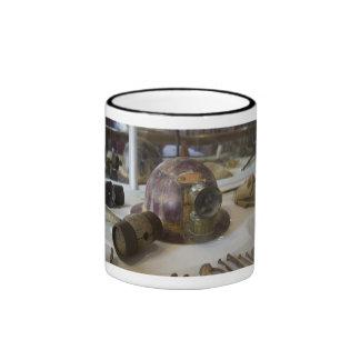 Bodie Miner's Helmet Ringer Mug