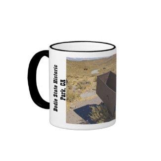 Bodie Mining Cart Mug