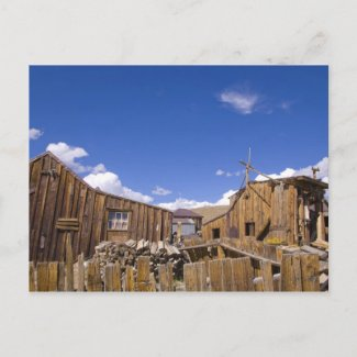 Bodie Sawmill Post Cards