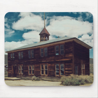 Bodie School House mouse pad