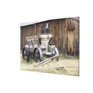 Bodie State Historic Park, CA Canvas Print