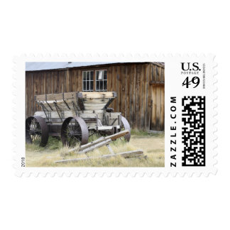 Bodie State Historic Park, CA Postage
