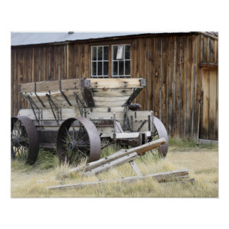 Bodie State Historic Park, CA Print
