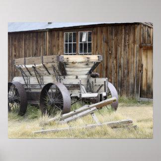 Bodie State Historic Park, CA Print