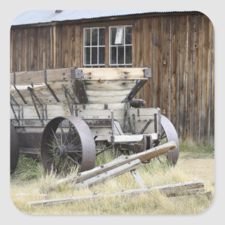 Bodie State Historic Park, CA Square Sticker