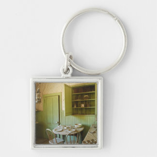Bodie State Historic Park, California, USA Silver-Colored Square Keychain