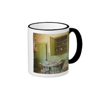 Bodie State Historic Park, California, USA Ringer Coffee Mug