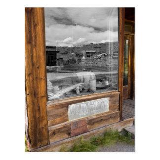 Bodie State Historic Park Postcard