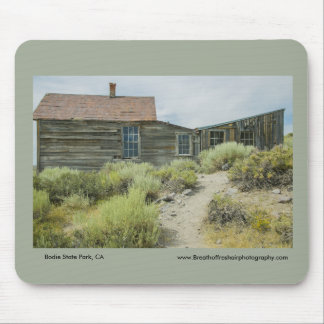 Bodie State Park Mousepad