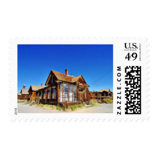 Bodie Streets Stamps