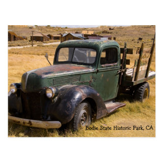 Bodie Sweet Ride Postcard