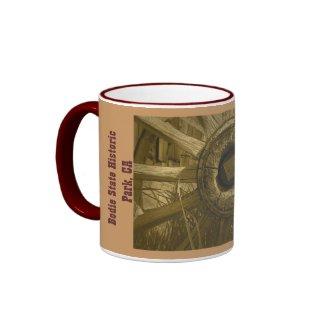 Bodie Wagon Wheel Mug mug