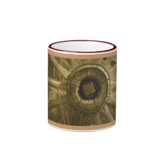 Bodie Wagon Wheel Mug