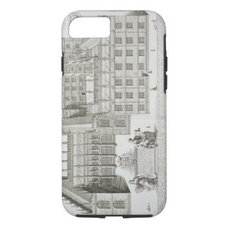 Bodleian Library, Oxford, from 'Oxonia Illustrata' iPhone 7 Case