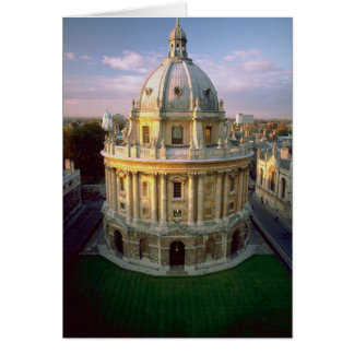 Bodleian Library, Oxford, U.K. Greeting Card