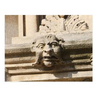Bodleian library postcard