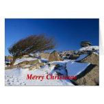 Bodmin Moor Christmas Card