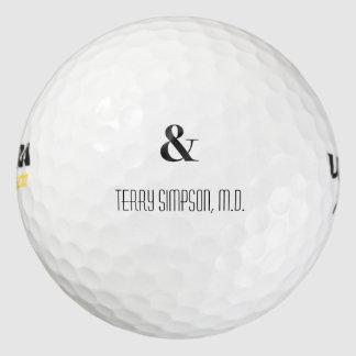 bodoni oldstyle 72 bold golf balls
