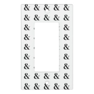 bodoni oldstyle 72 bold light switch cover
