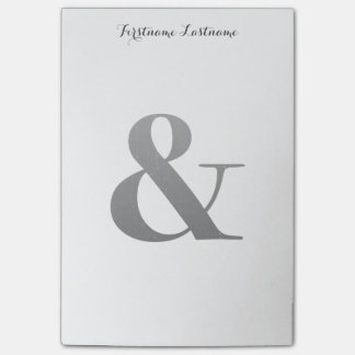 bodoni oldstyle 72 bold post-it® notes