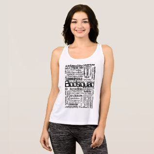 Bodsquad Tank Top at Zazzle