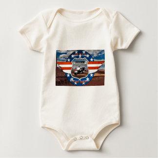 Body biológico para bebé PassionRider Mameluco