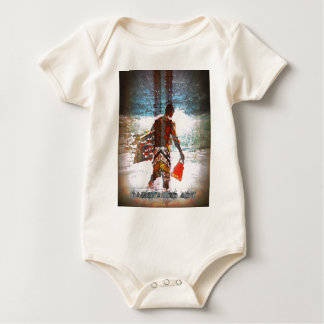 Body Boarder Sandys Baby Bodysuit