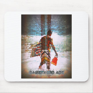 Body Boarder Sandys Mouse Pad