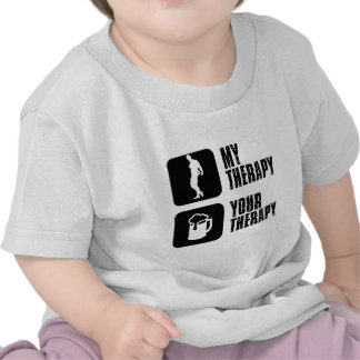 body build my therapy designs t shirt
