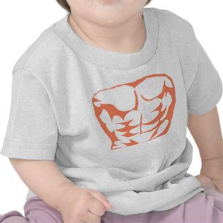 Body Builder Baby T-shirt