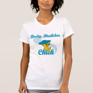 Body Builder Chick #3 T-shirts