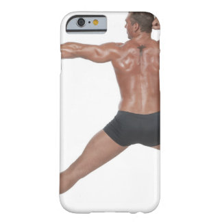 Body Builder in Lunge Pose Barely There iPhone 6 Case