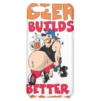 body builder iPhone 5C case