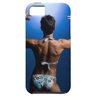 Body builder posing iPhone SE/5/5s case