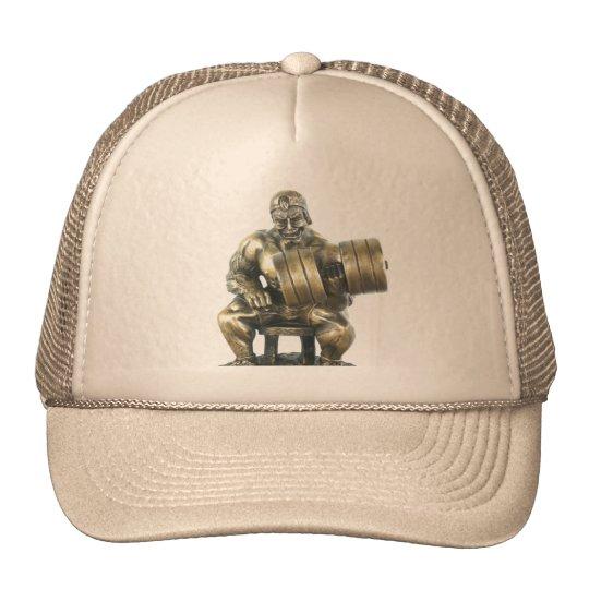 Body Builder Trucker Hat