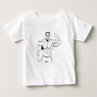 body-building baby T-Shirt