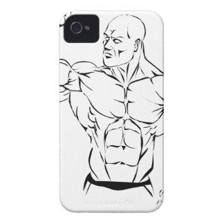 body-building iPhone 4 Case-Mate case