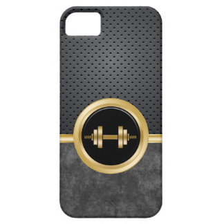 Body Building Manly iPhone SE/5/5s Case