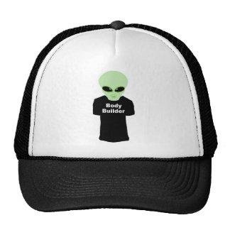 Body Building Trucker Hat