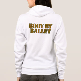 Body By Ballet Hoodie