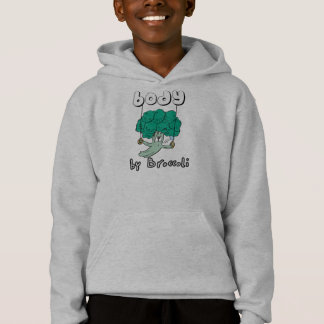 Body by Broccoli Hoodie