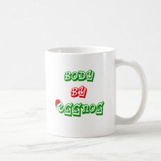Body by eggnog mugs