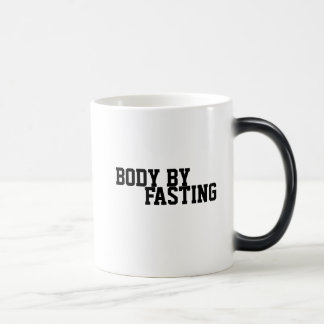 Body by Fasting coffee mug