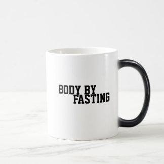 Body by Fasting coffee mug