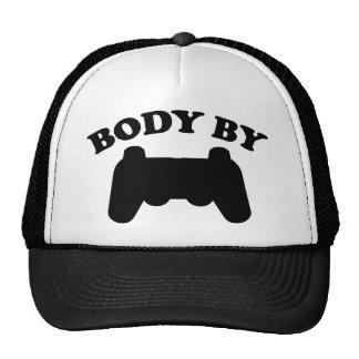 Body By Gaming Trucker Hat