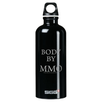 Body By MMO Aluminum Water Bottle