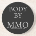 Body By MMO Beverage Coasters