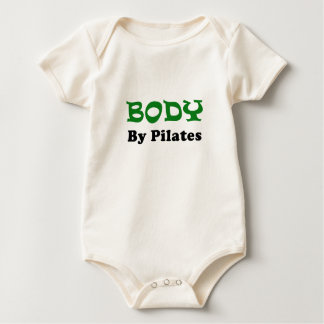 Body by Pilates Baby Bodysuit