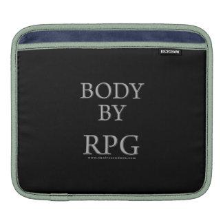Body By RPG MacBook Air Sleeve
